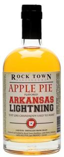 Rock Town Arkansas Lightning Apple Pie...